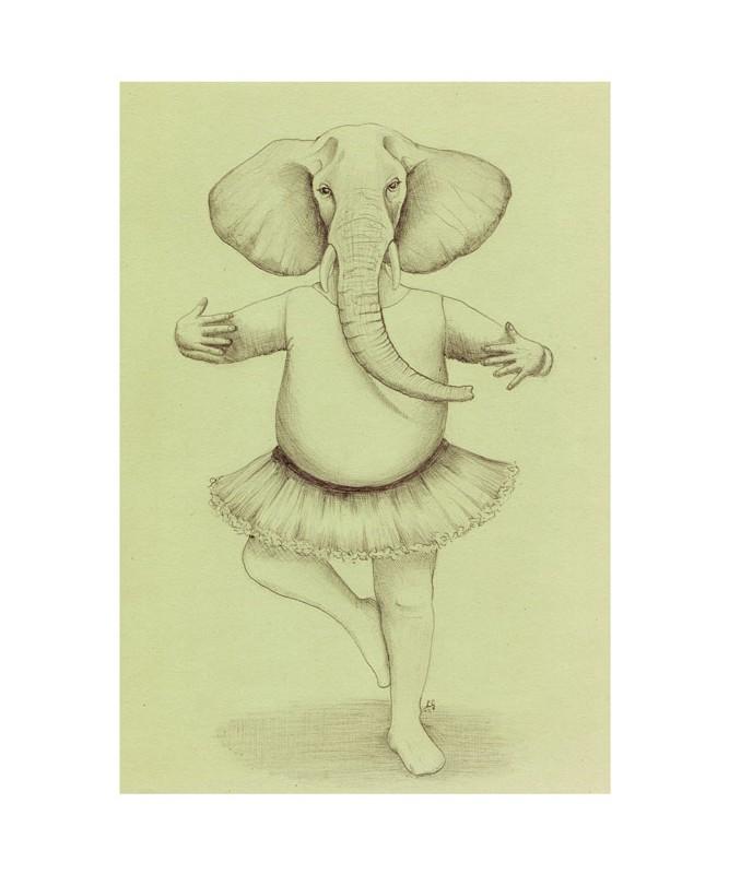 elephant-20×30